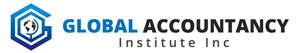 Global Accountancy  Institute Inc. Logo